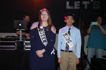 Prom Queen and King