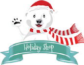 Holiday Shop is coming!