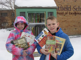 Little Free Library News