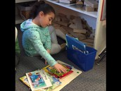 K Readers Get Organized