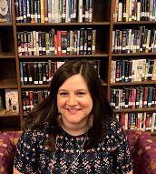 Jennifer Sharp, Librarian