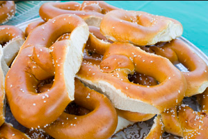 Pretzel Friday--3/22!