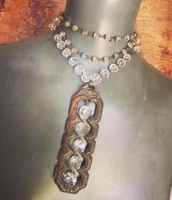 Crystal & Metal $48
