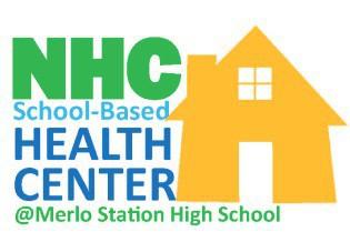 Merlo School Based Health Center logo