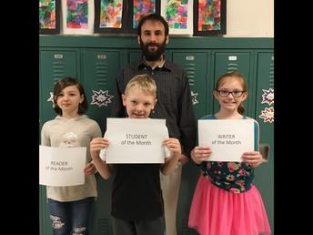 3rd Grade Powers/Hallock