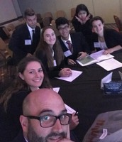 HOSA Participates in Leadership Conference