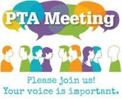PTA Meeting - September 22 @ 5:30 PM