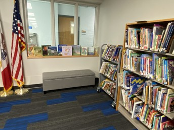 Elementary Reading Nook