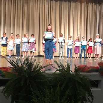 2nd Grade Awards