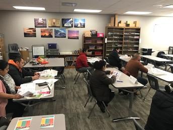 Parenting classes/Clases para padres