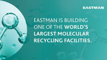 Eastman, Gov. Lee announce plans to build new plastic-to-plastic molecular recycling facility