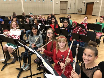 Thursday, 5/2 is for 5th graders!  Don't miss the BAND INSTRUMENT SELECTION EVENT!