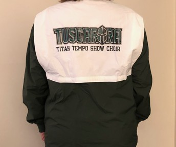 Check out our new jackets!