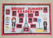 BRIGHT Summer Reader Event