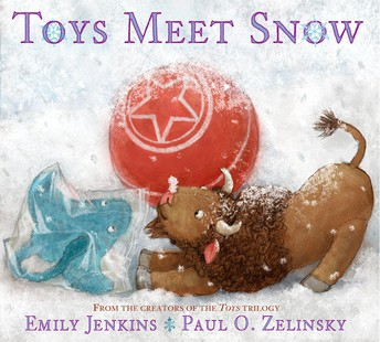 Toy Meets Snow by Emily Jenkins