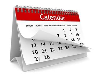 School Calendar 2020-21 School Year