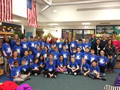 Thank you Battle of the Books coaches!
