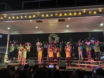 Performing Panthers/Nuestras Panteras artísticas