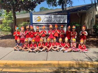 Kindergarten & 3rd Grade Religion