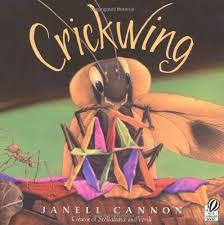 Crickwing Inspired Art