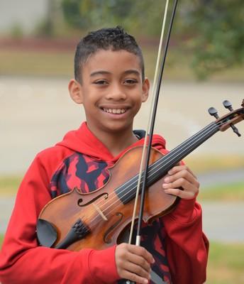 Ethan Samuels - 6th Grade