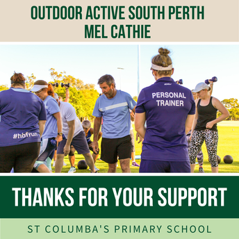 Thanks to Outdoor Active South Perth