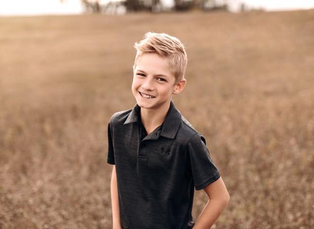 Brody Schneider 5th Grade