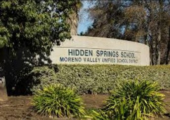 Hidden Springs Elementary School MVUSD