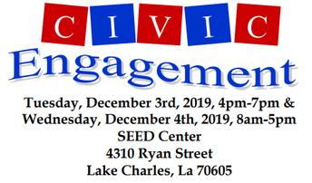 Civic Engagement Institute Accepting Registrations
