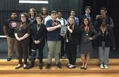 GHS Wins First Place Overall Speech & Debate Team!
