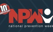 10th Anniversary of National Prevention Week