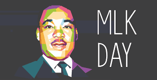 January 18 is Martin Luther King, Jr. Day