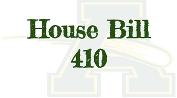 House Bill 410: Truancy and Excessive Absences