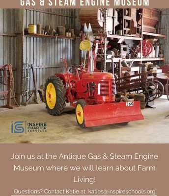 Farm Living at the Antique Gas & Steam Engine Museum