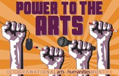 National Art and Humanities Month