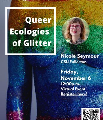 Queer Ecologies of Glitter