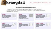 KrazyDad Puzzles