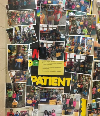 January Word of the Month - Patient