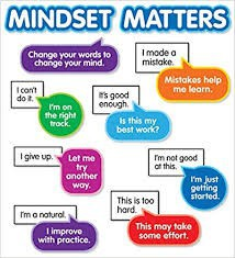 Have a Growth Mindset