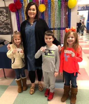 Kindness Week was a big success! Great job Mrs. Hogg and the Ambassadors.
