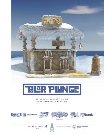 Mr. Higginbotham Takes Polar Plunge Challenge