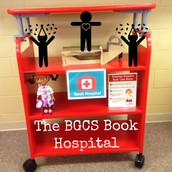 Our New Book Hospital