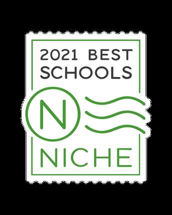 Niche 2021 Best Public High Schools: