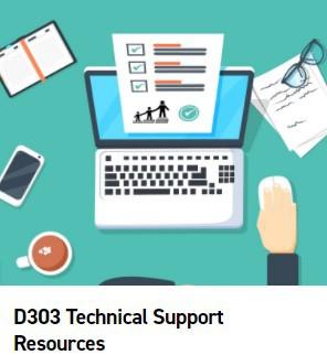 D303 Sitio Web de Tecnología de Instrucción para Familias
