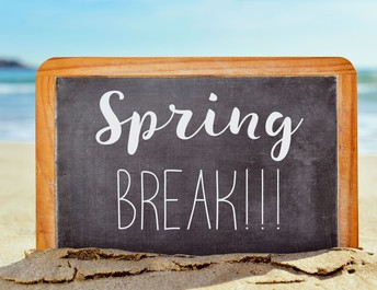 Spring Break April 5, 2021 - April 9, 2021 No School