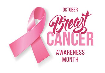 Wearing Pink for Breast Cancer