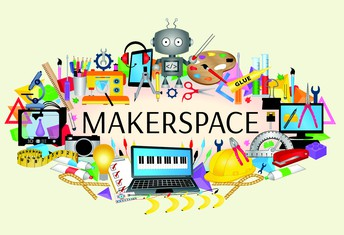 Library Makerspace is in need of the following items:
