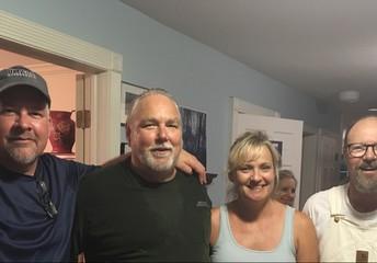 Dennis, Ken, Sharon, and Dwayne