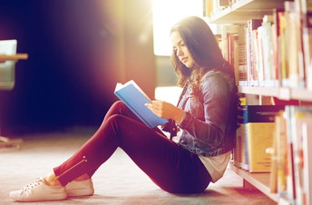 Help your preteens and teens to love reading by: