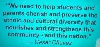 Cherish Cultural Diversity